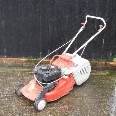 Lot 20 - A petrol lawnmower
