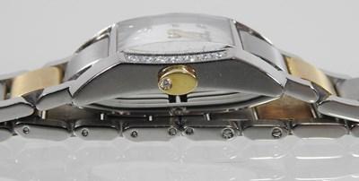 Lot 47 - A Baume and Mercier wristwatch