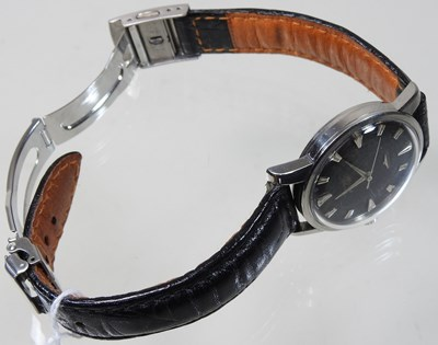 Lot 36 - A rare 1950's Longines All Guard automatic gentleman's wristwatch